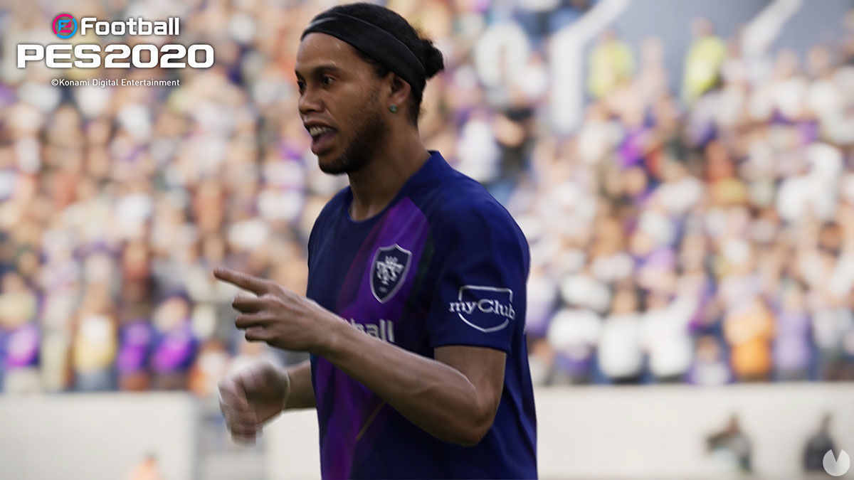 E3 2019: eFoobtall PES 2020 shows more than 10 minutes of gameplay