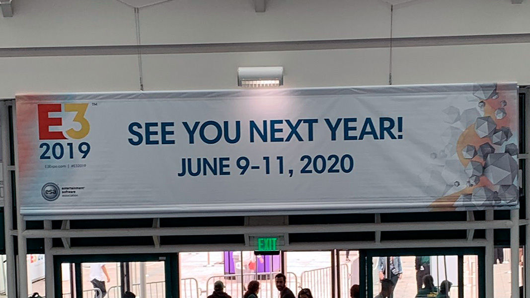 E3 expo 2020 will be held next year from 9 to 11 June