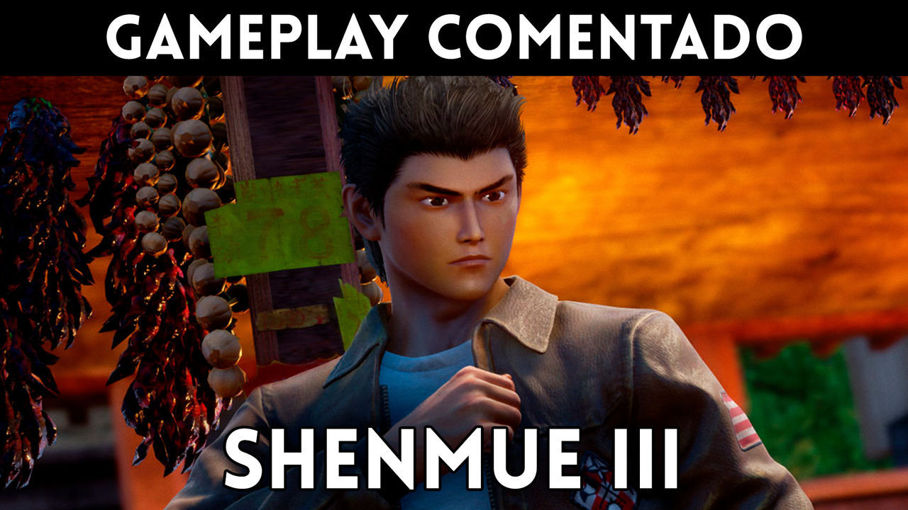 Gameplay-talked-about Shenmue III