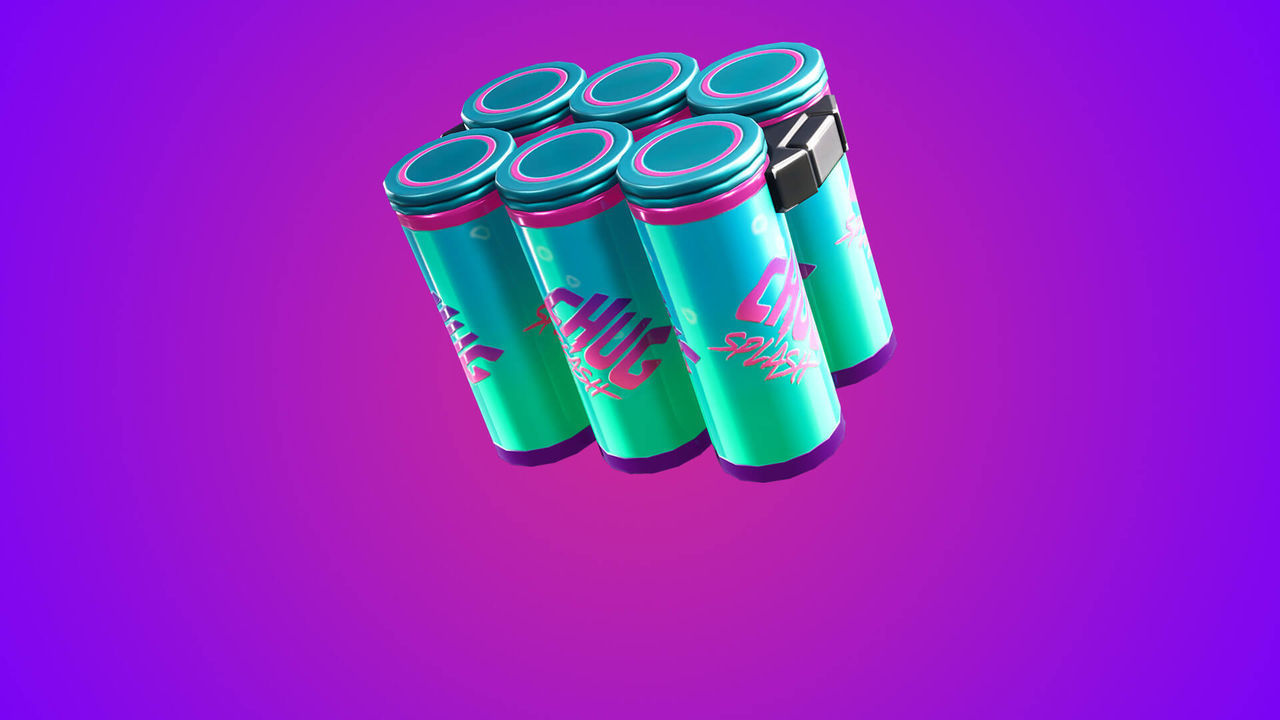 Fortnite: The object, Cocktail, healthy comes with the new update
