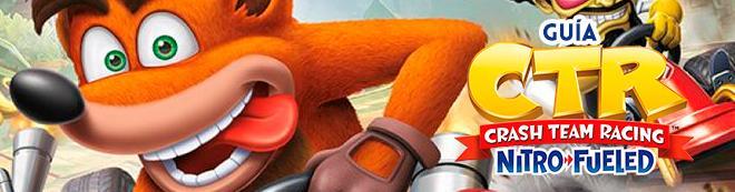 Guía Crash Team Racing Nitro-Fueled, trucos, consejos y secretos