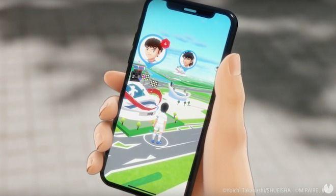 Anunciado Tsubasa+: Oliver y Benji a lo Pokémon GO
