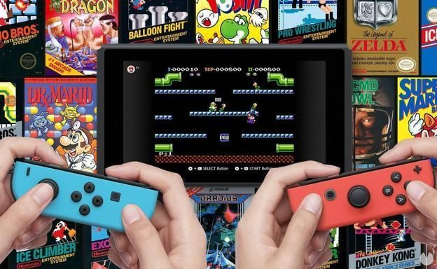 Nintendo poses to extend the library to Switch to Online to beyond NES