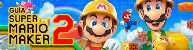 Guía Super Mario Maker 2, trucos y consejos