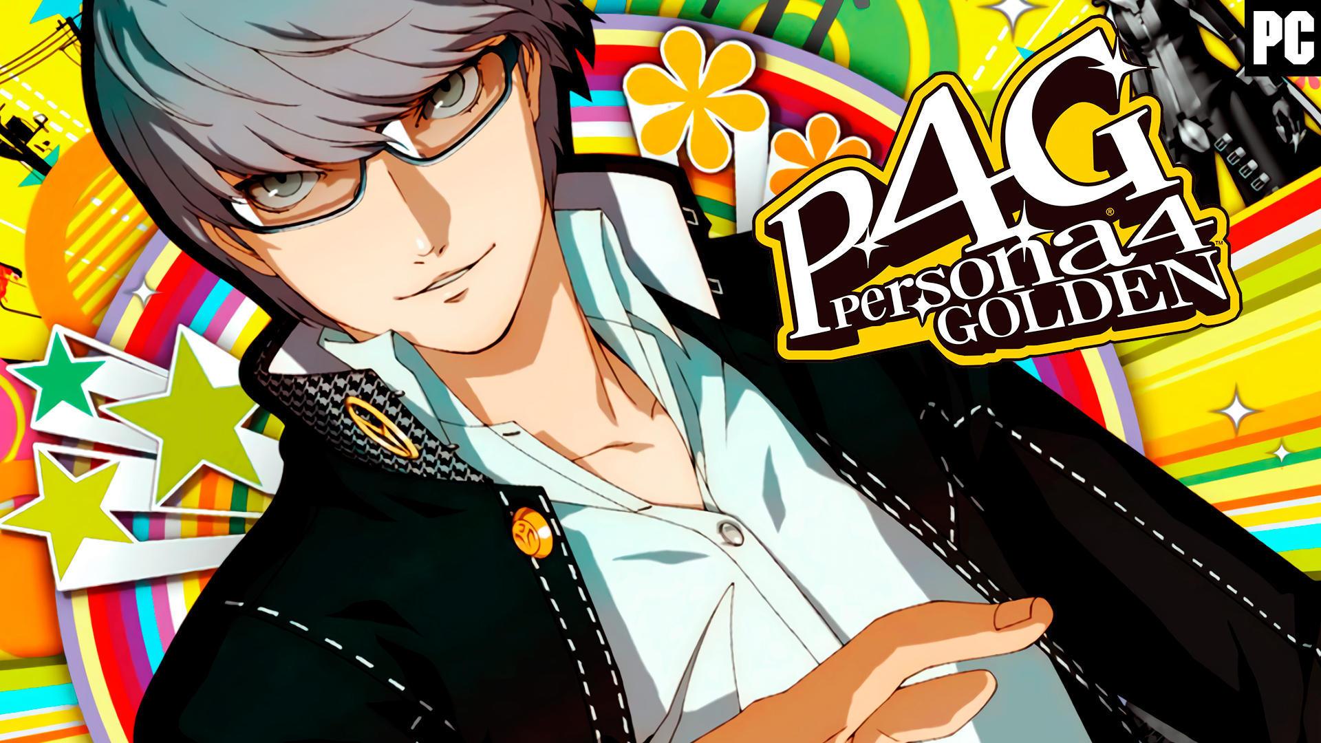 Análisis Persona 4 Golden El Inolvidable Año En Inaba Pc