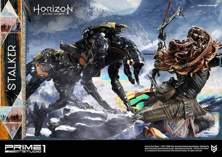 Horizon Zero Dawn: Así es la espectacular figura de Aloy de Prime 1 Studio