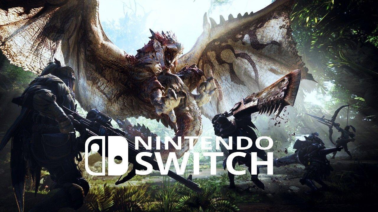 Monster Hunter: Un nuevo juego apunta a llegar a Switch, pero no es Monster Hunter World