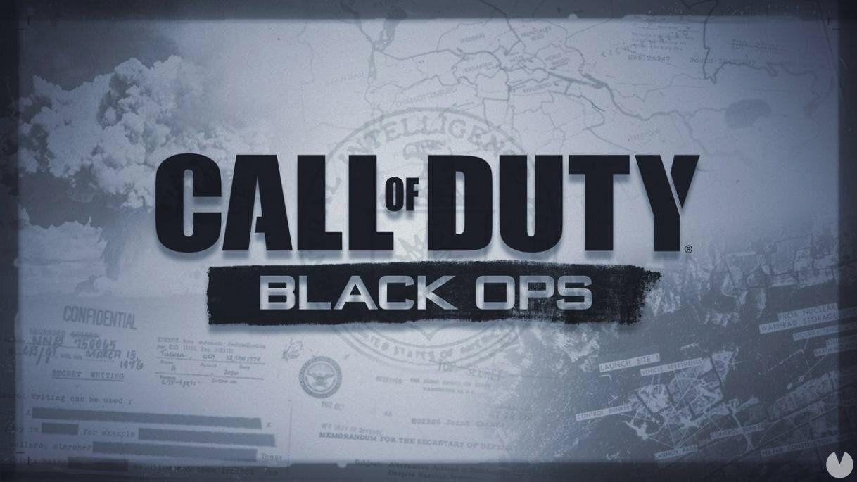 filtres sur le logo et le titre du nouveau Call of Duty