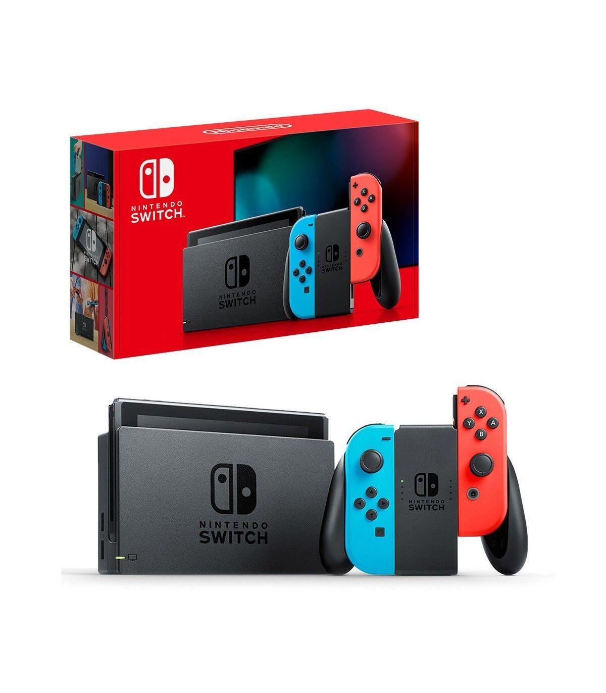 Comienzan Las horas locas de TTDV con ofertas de Nintendo por tiempo limitado