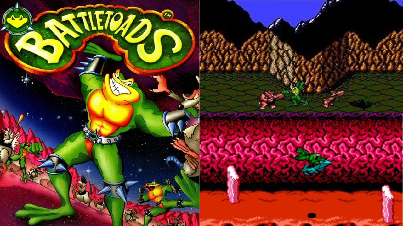 Battletoads, la mítica saga beat 'em up creada por Rare, cumple 30 años