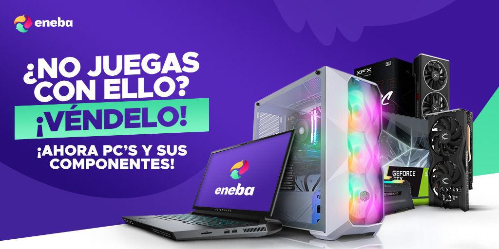 Eneba anuncia la llegada de la 'PC Master Race' a su tienda