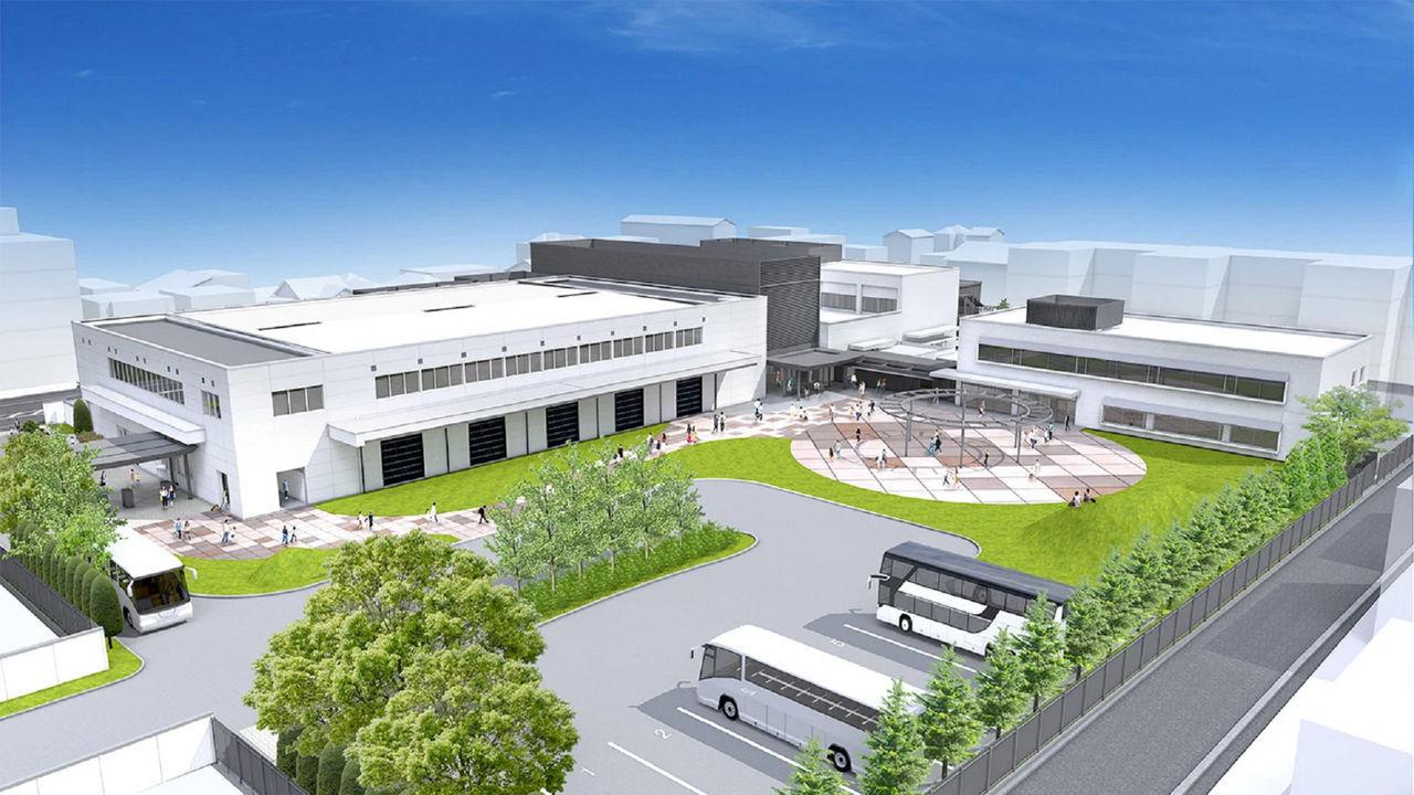 Nintendo transformará una fábrica en un museo