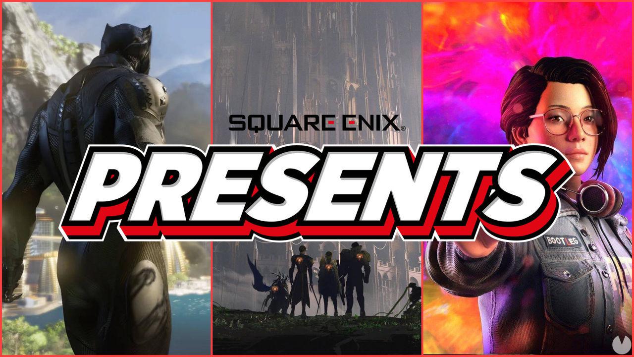 Square Enix Presents del E3 se celebrará el 13 de junio: Babylon's Fall, Eidos Montreal...