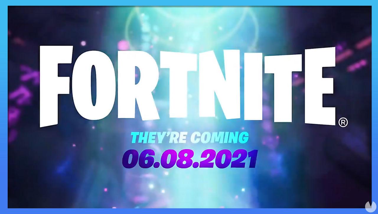 Fortnite comparte el primer teaser oficial de la Temporada 7 'They're Coming'