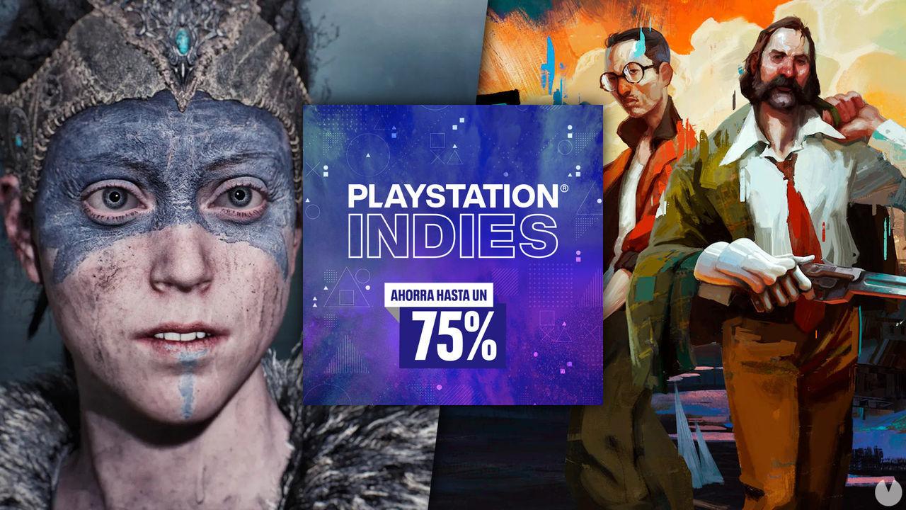 Ofertas de indies en PS Store: Disco Elysium, Desperados 3, Outer Wilds, Spelunky 2 y más