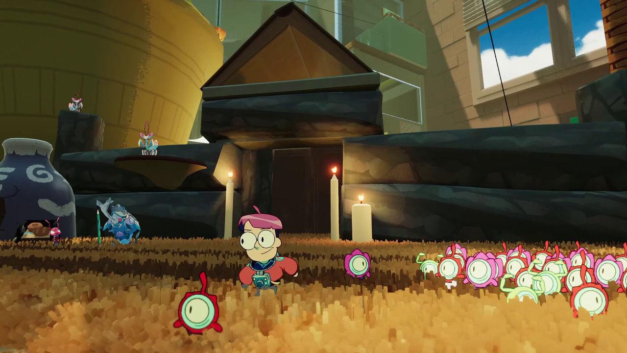 Tinykin, un adorable juego de plataformas que debutará en 2022 para PC y consolas