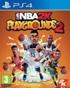 Portada NBA 2K Playgrounds 2