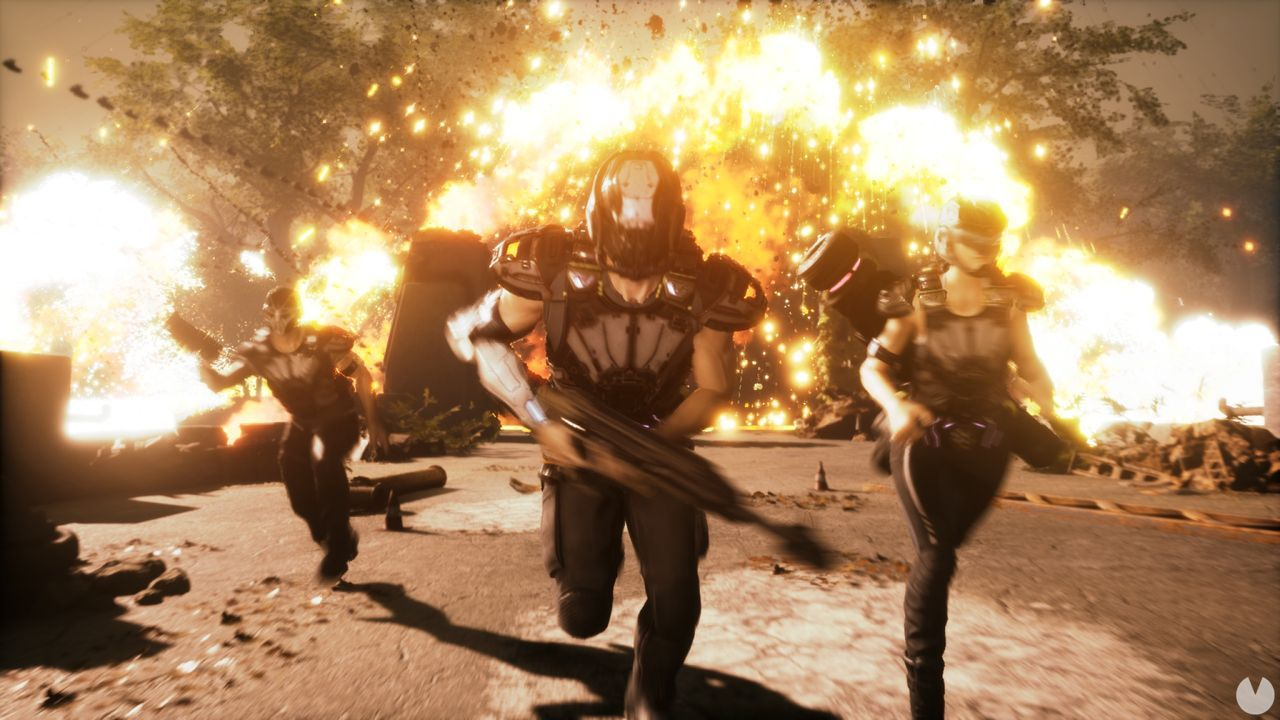 Housemarque doubt that your 'battle royale' Stormdivers to be a success