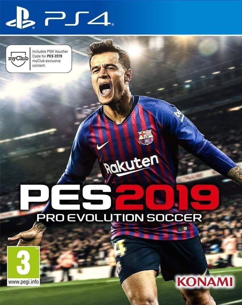 Pro Evolution Soccer 2019 Toda La Informacion Ps4 Pc Xbox One