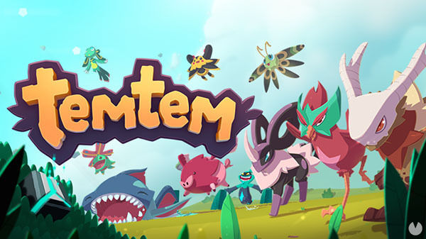 Temtem, o Pokémon português, lança-se em Acesso antecipado da Steam o dia 21 de janeiro
