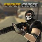 Carátula Masked Forces eShop para Wii U