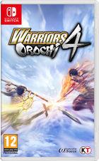 Carátula Warriors Orochi 4 para Nintendo Switch