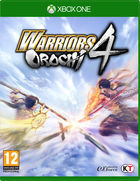 Carátula Warriors Orochi 4 para Xbox One