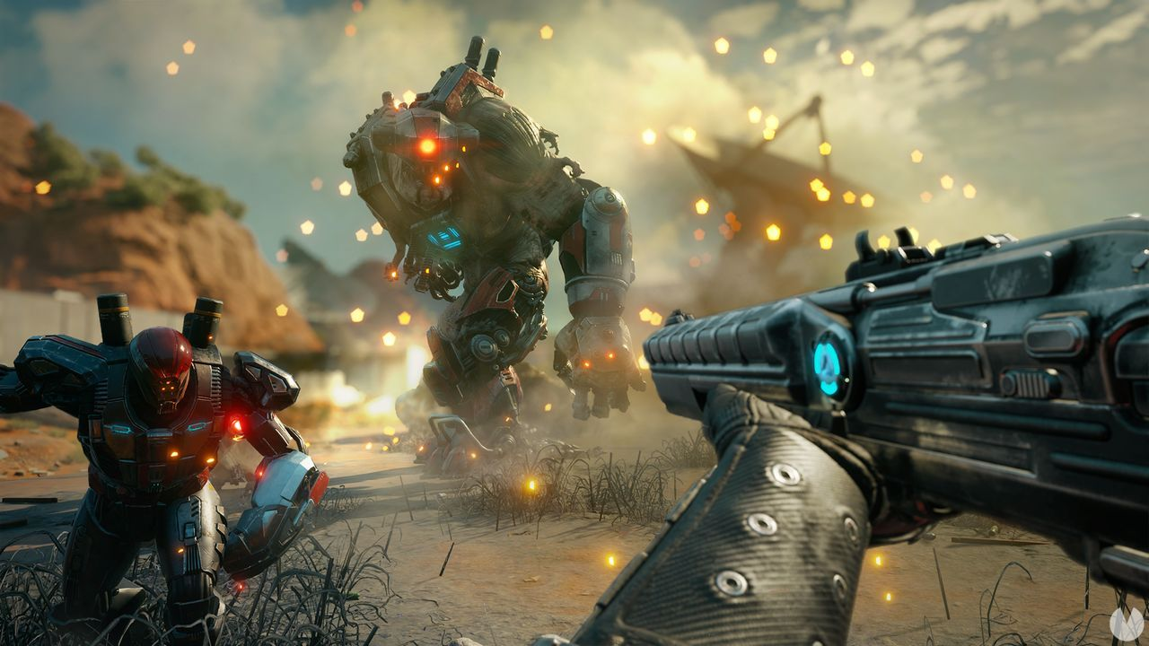 E3 2018: La dirección artística de RAGE 2 busca diferenciarse de Fallout 76