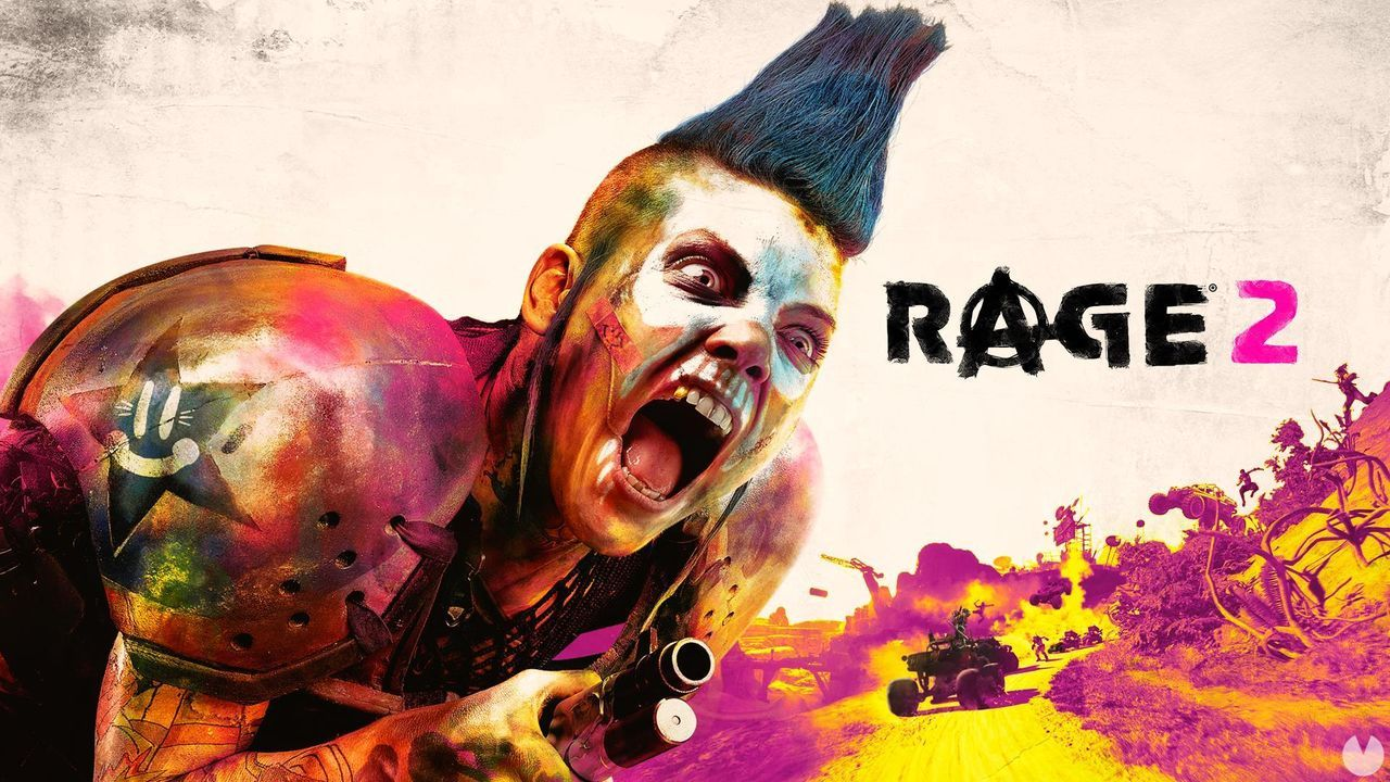 The director of Rage 2 supports that research to adapt it to Nintendo Switch