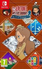 Carátula Layton's Mystery Journey: Katrielle and The Millionaire's Conspiracy DX para Nintendo Switch