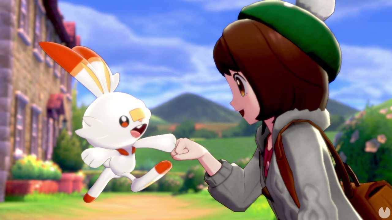 Pokémon Sword and Shield next to Nintendo Switch conquered the sales of japanese