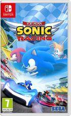 Carátula Team Sonic Racing para Nintendo Switch