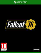 Carátula Fallout 76 para Xbox One
