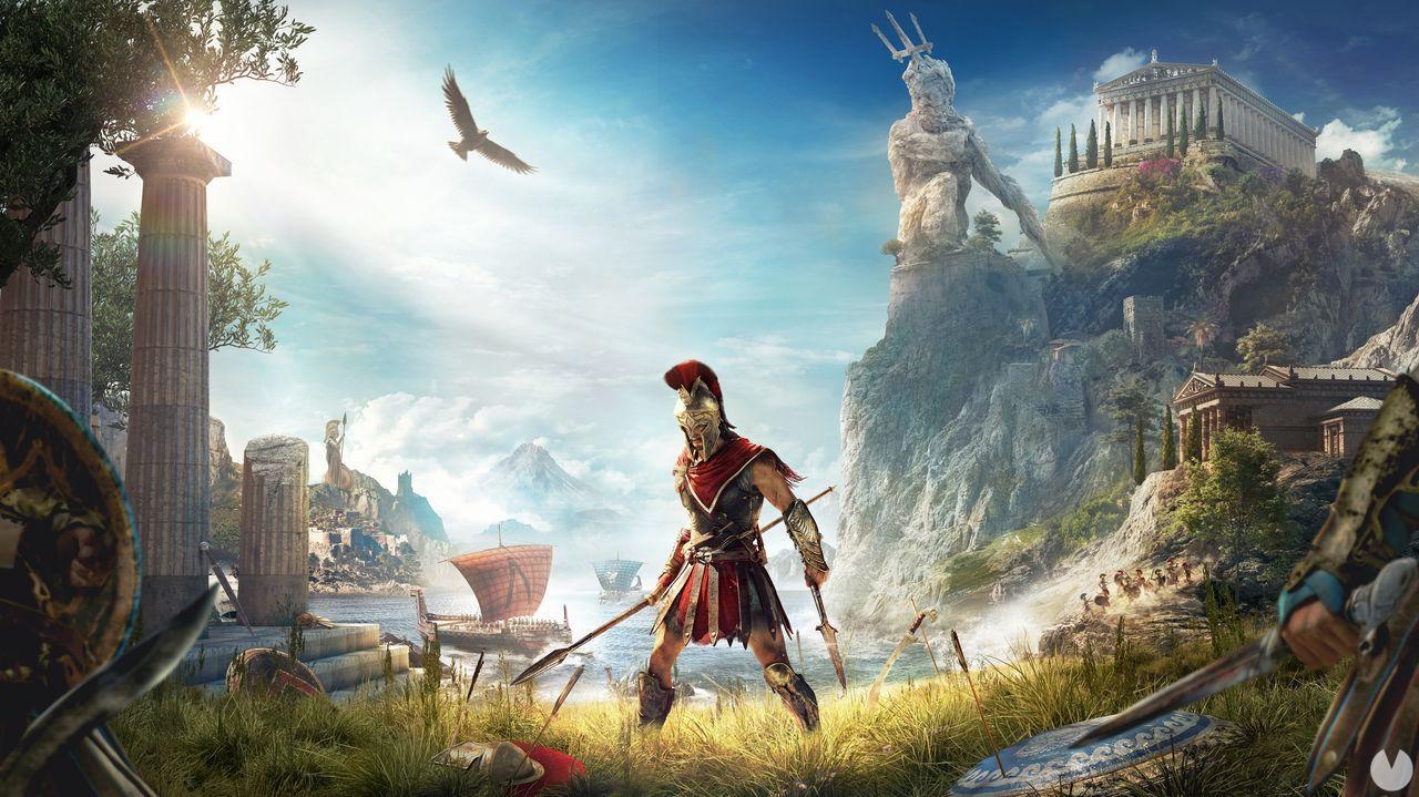 Ubisoft detalla las novedades de Assassin's Creed Odyssey en noviembre