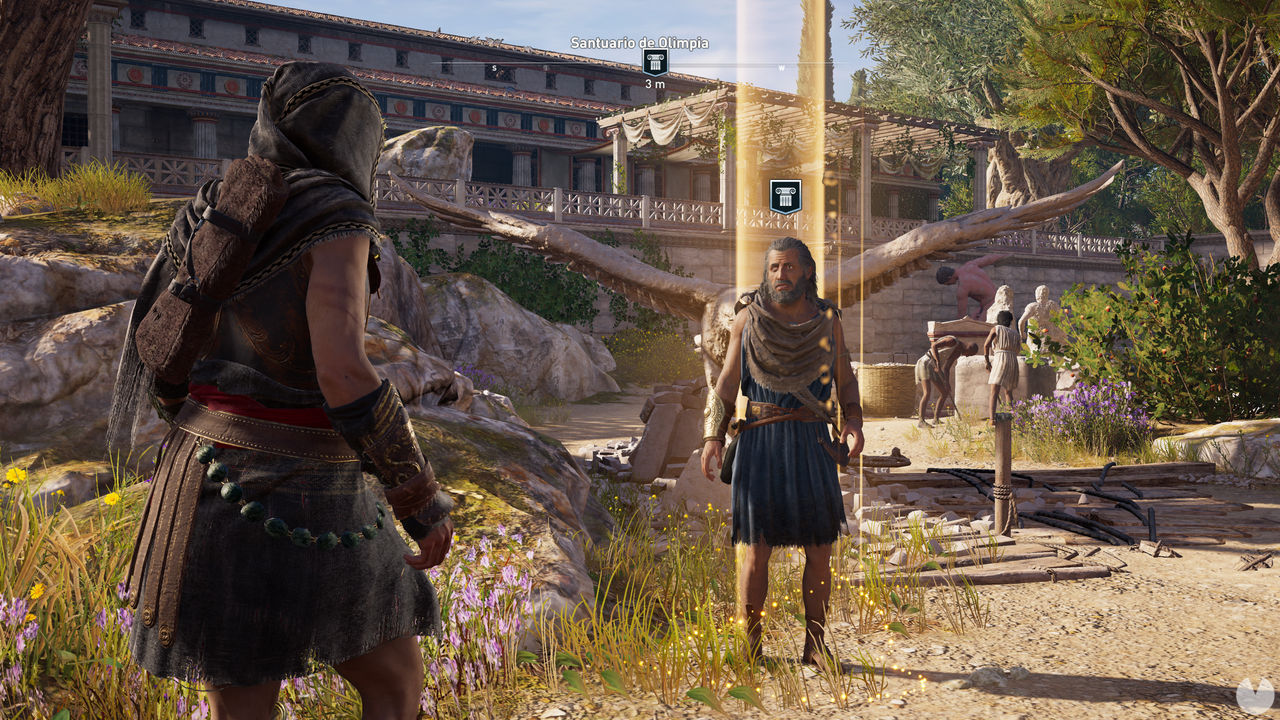The way Discovery Tour of Assassin's Creed Odyssey will come on September 10