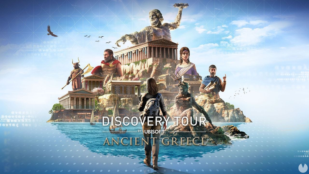 Assassin's Creed Odyssey receives the Discovery Tour, and more new features in this month
