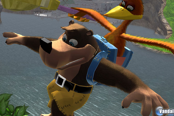 Grant Kirkhope believes that Banjo-Kazooie: Potholes and Stuff had to be a new license