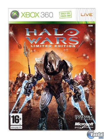 Halo Wars Toda La Informacion Xbox 360 Vandal