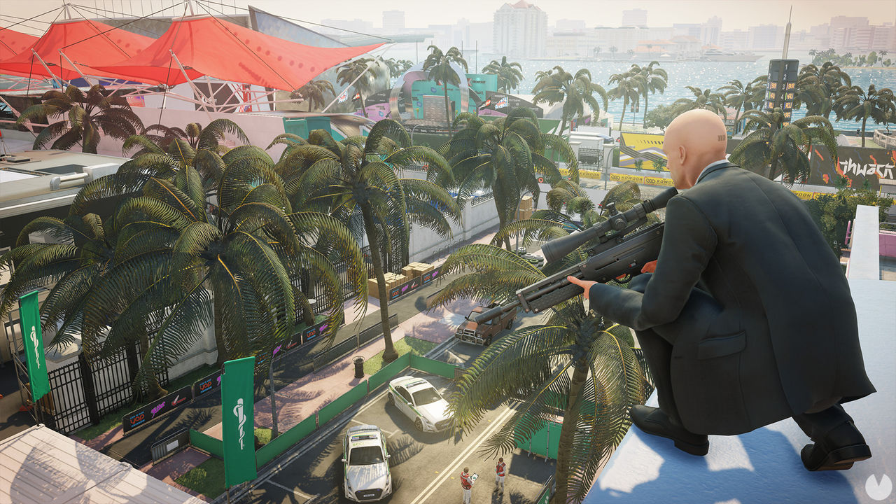 Hitman 2 reviews his locations in new trailer