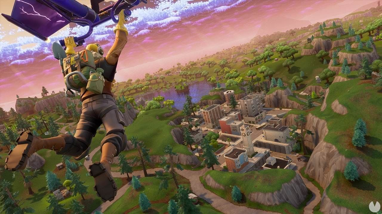 Fortnite Battle Royale supera los 2 millones de descargas en Switch