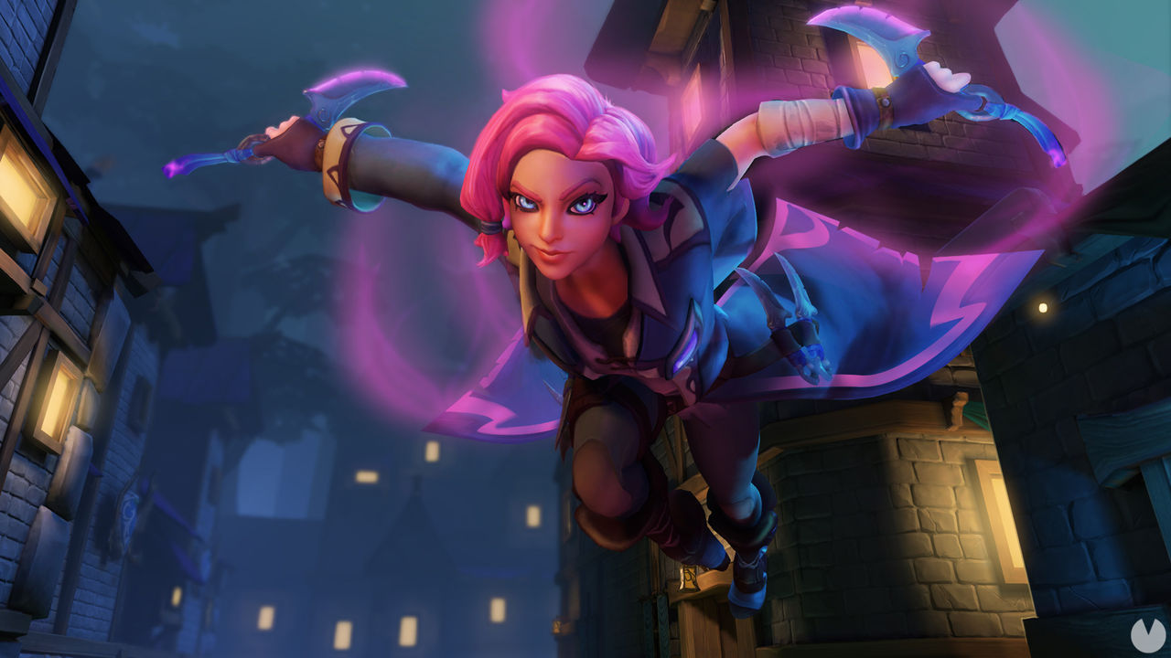 Paladins get game crusader on PS4; soon SMITE and Realm Royale