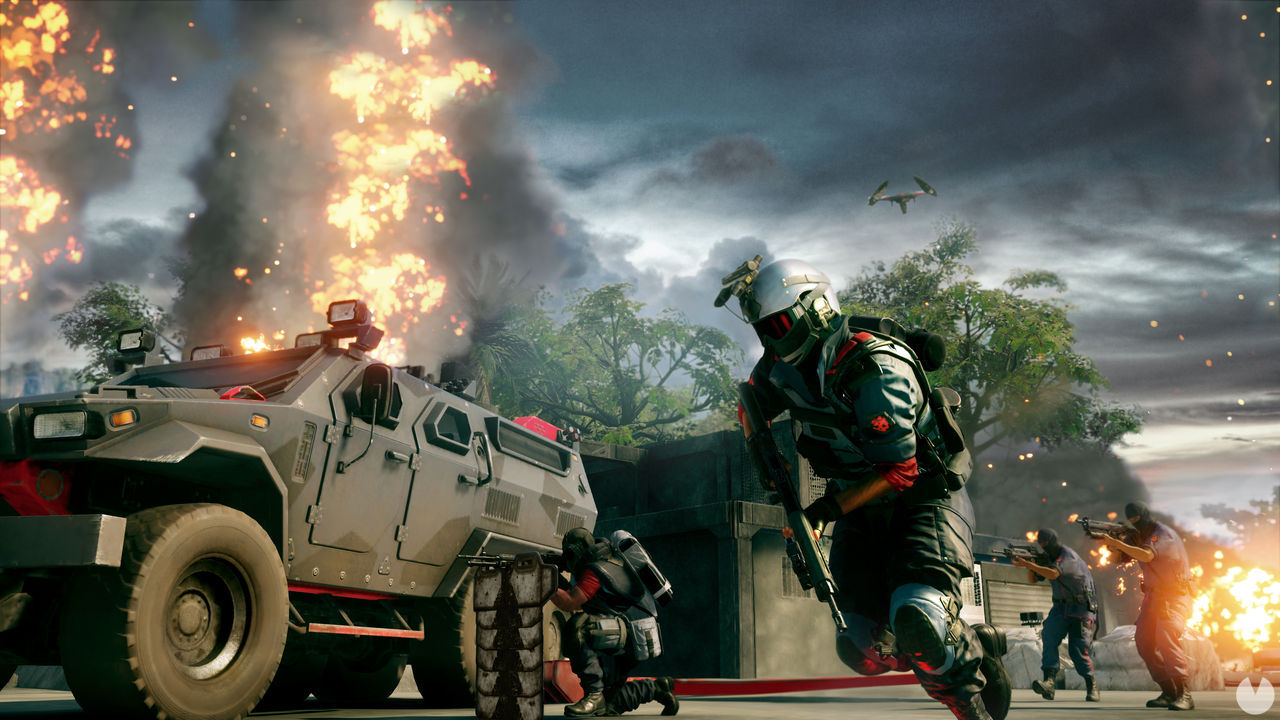 Just Cause 4 shows the variety of enemies in a new trailer
