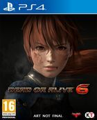 Carátula Dead or Alive 6 para PlayStation 4