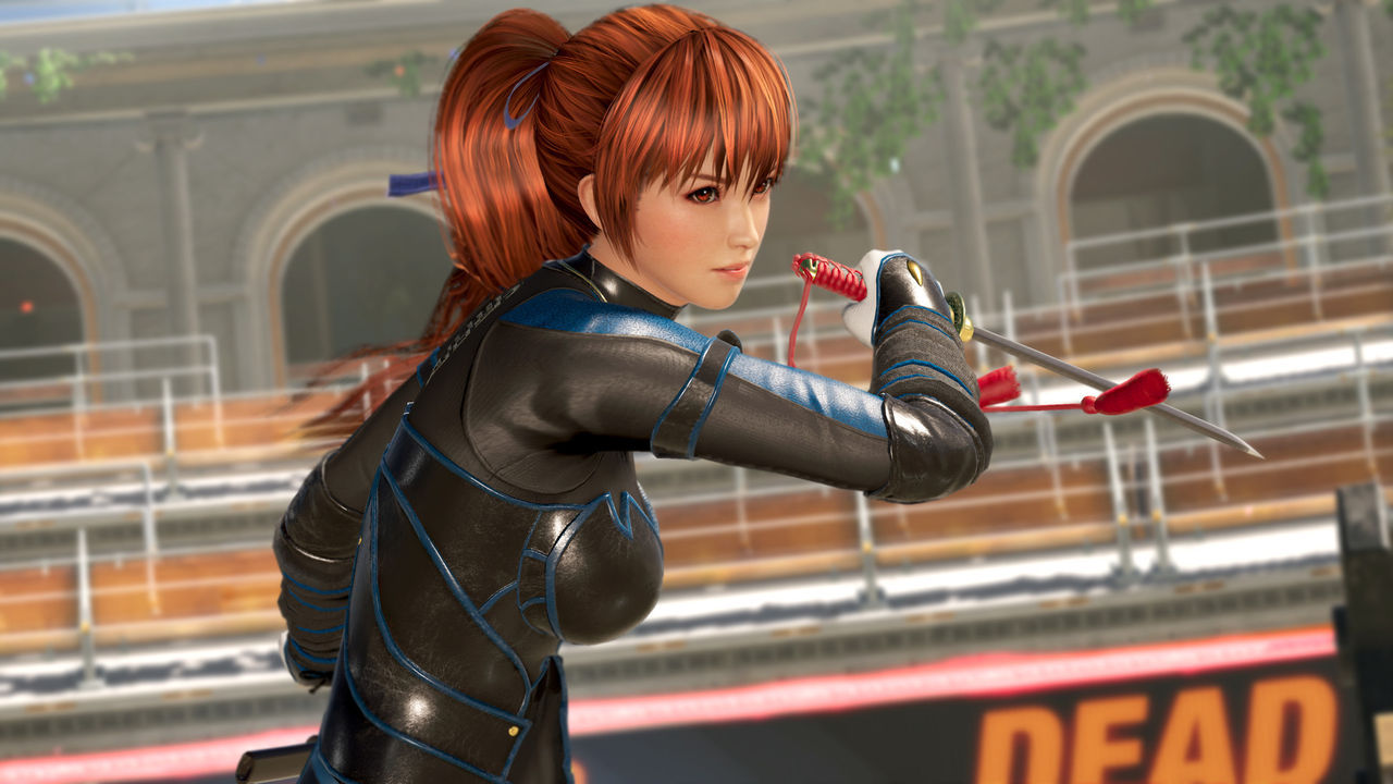 now available for Dead or Alive 6: Core Fighters, the free version of DOA 6
