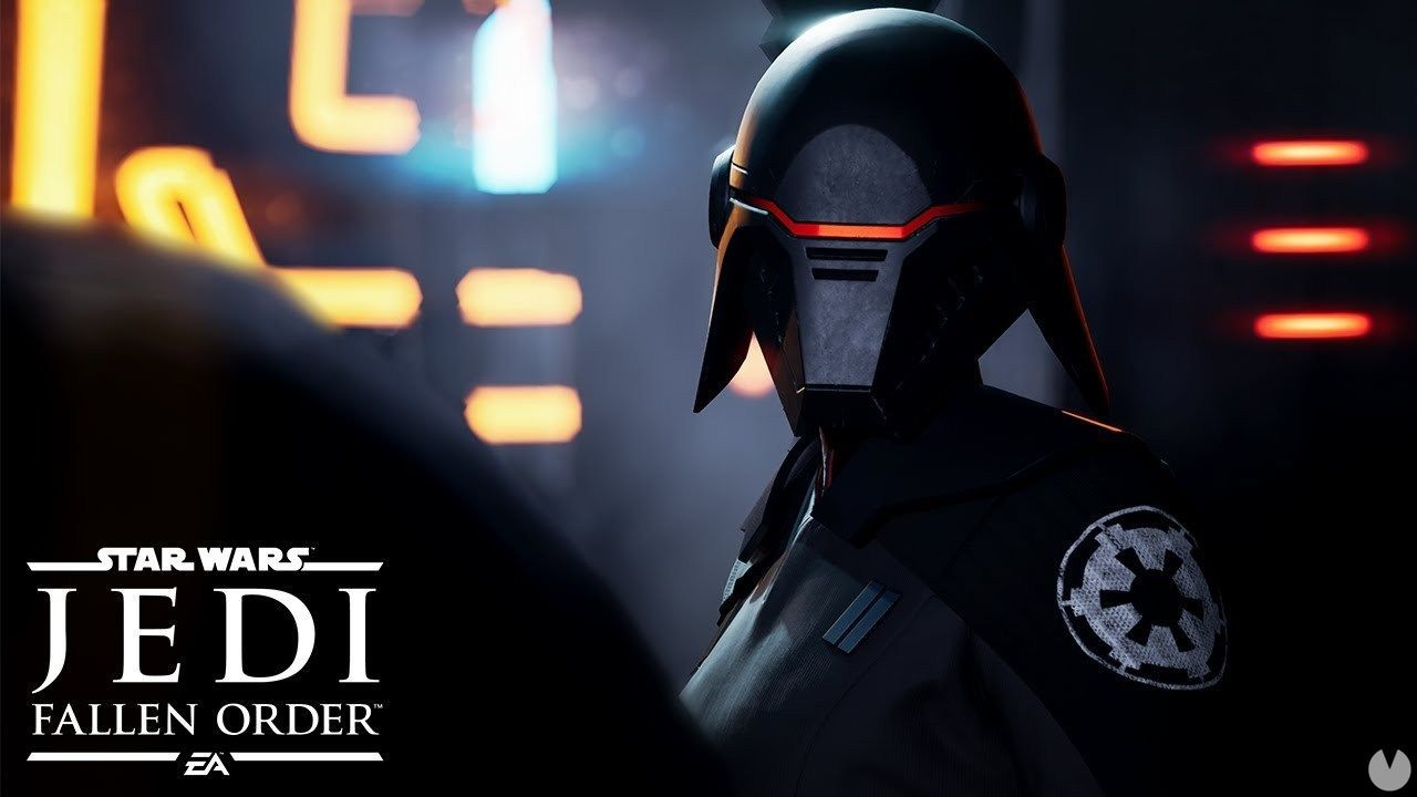 First trailer for Star Wars Jedi: Fallen Order; On sale November 15