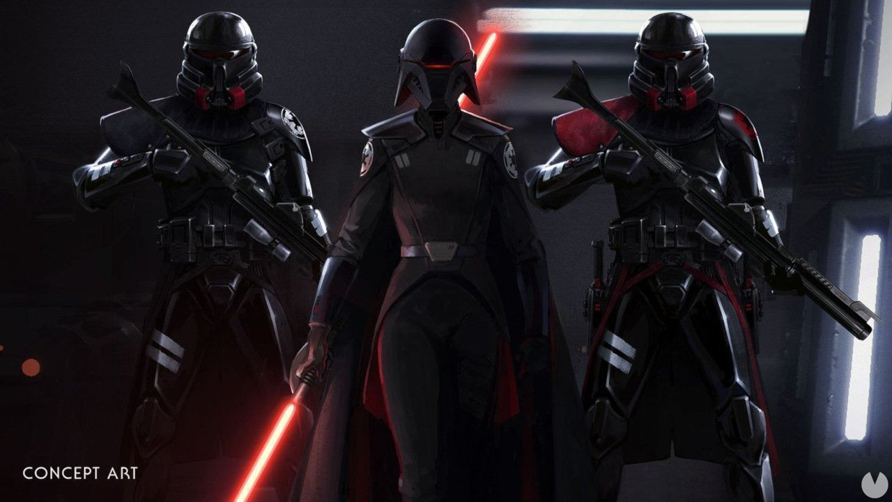 EA details the material from Star Wars to Jedi: the Fallen Order in EA Play