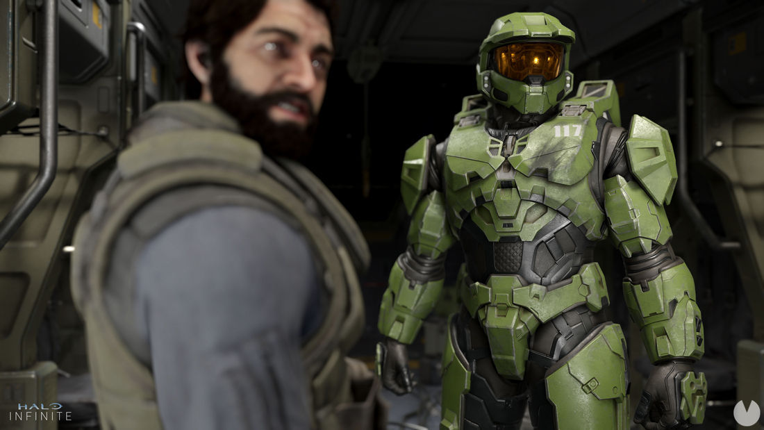 The creative director of Halo Infinite leaves 343 Industries