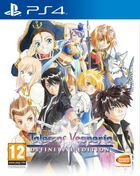 Carátula Tales of Vesperia Definitive Edition para PlayStation 4