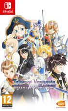 Carátula Tales of Vesperia Definitive Edition para Nintendo Switch