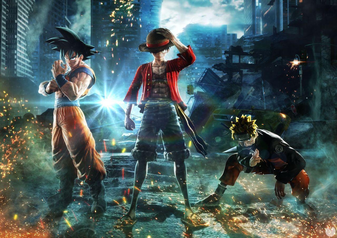 E3 2018: JUMP Force muestra su ambicioso 'crossover' anime en un nuevo tráiler